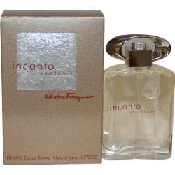 Salvatore Ferragamo 'Incanto' Men's 1.7-ounce Eau De Toilette Spray