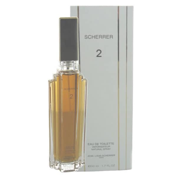 Jean Louis Scherrer Scherrer Ii Women's 1.7-ounce Eau de Toilette Spray