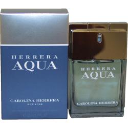 Carolina Herrera 'Herrera Aqua' Men's 1.7-ounce Eau De Toilette Spray