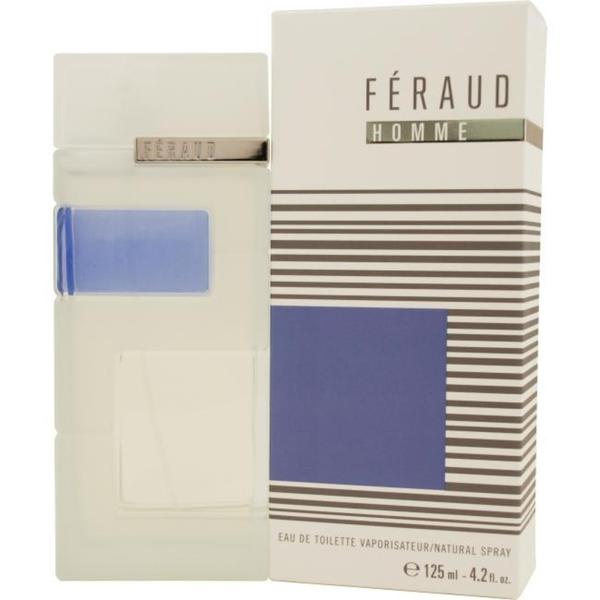Louis Feraud Feraud Homme Men's 4.2-ounce Eau de Toilette Spray