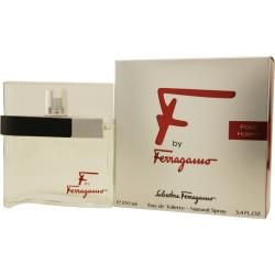 Salvatore Ferragamo 'F By Ferragamo' Men's 3.4-ounce Eau de Toilette Spray