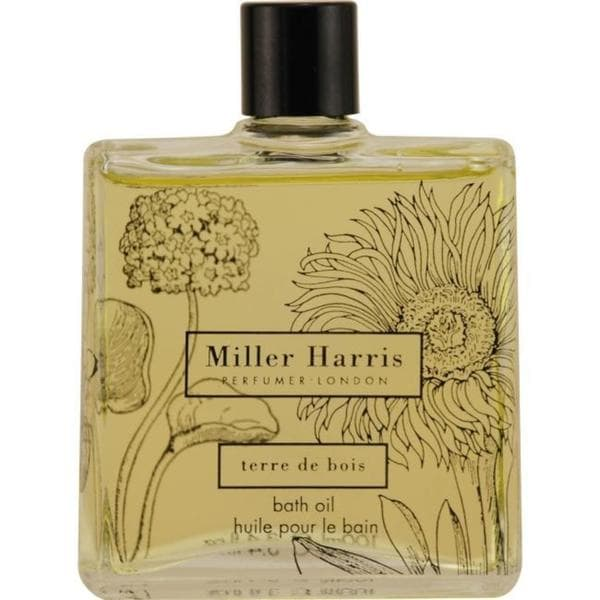Miller Harris Terre de Bois Men's 3.4-ounce Bath Oil