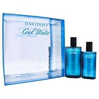 Davidoff Cool Water Men's 2-piece Fragrance Set