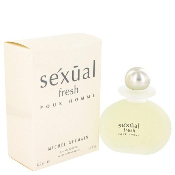 Michel Germain Sexual Fresh Men's Fragrance 4.2-ounce Eau de Toilette Spray