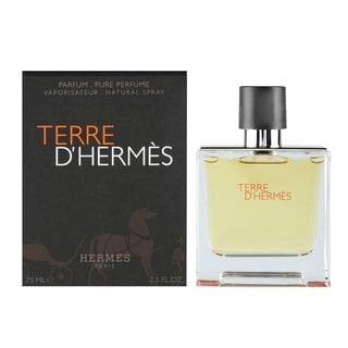 Hermes Terre Dhermes Men's 2.5-ounce Parfum Spray