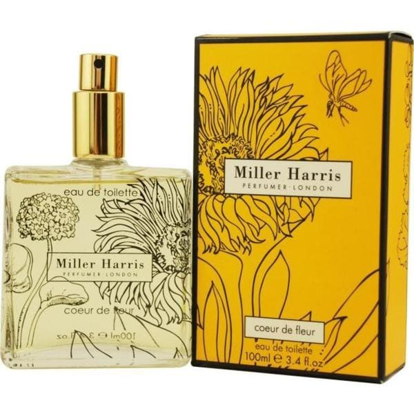 Miller Harris Coeur de Fleur Women's 3.4-ounce Eau de Toilette Spray