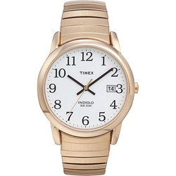 Timex Men's Core Easy Reader Round Goldtone Watch