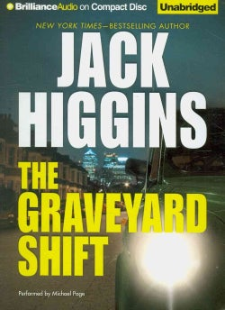 The Graveyard Shift (CD-Audio)
