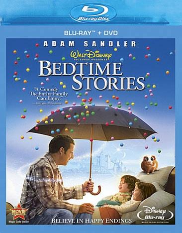 Bedtime Stories (Blu-ray/DVD)