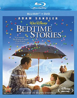 Bedtime Stories (Blu-ray/DVD)