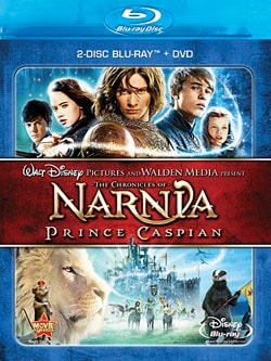 The Chronicles of Narnia: Prince Caspian (Blu-ray/DVD)