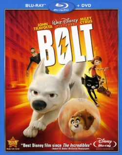 Bolt (Blu-ray/DVD)