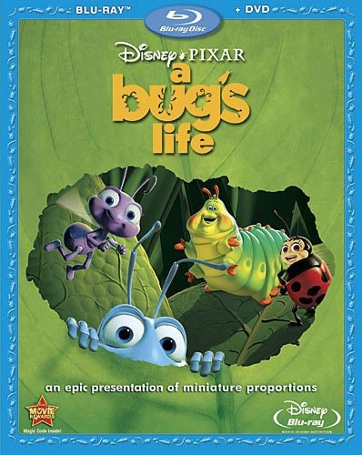 A Bug's Life (Blu-ray/DVD)