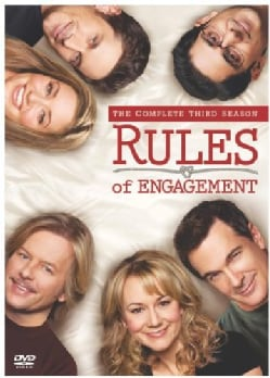 Rules of Engagement: The Complete Third Season (DVD)