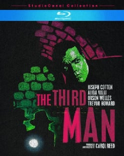 The Third Man (Blu-ray Disc)