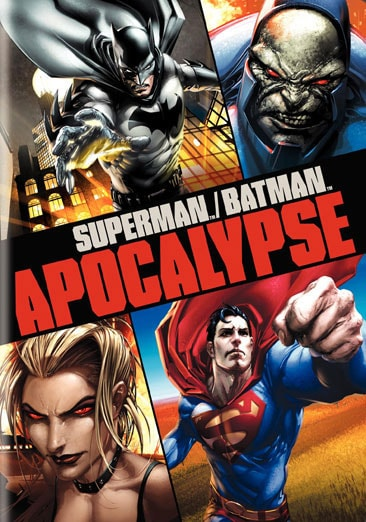 Superman/Batman: Apocalypse (DVD)