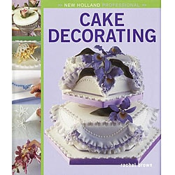 Sterling Publishing 'Cake Decorating' Instructional Book