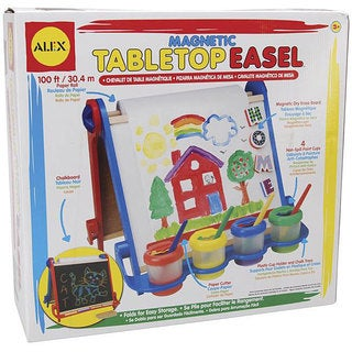 Magnetic Table Top Easel Kit