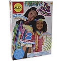 Tie Dye Best Friend Scarves Kit