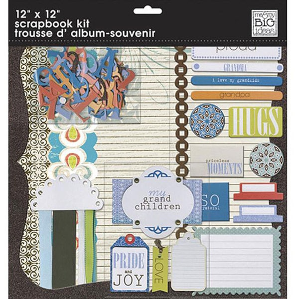 My Grandchildren Scrapbooking Kit (12 x 12)