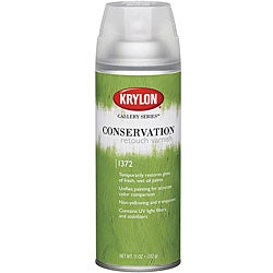 Conservation Retouch Varnish 11-oz Aerosol Spray