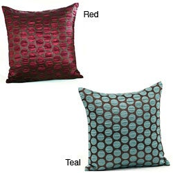 Jovi Home Spots Jacquard Decorative Pillow
