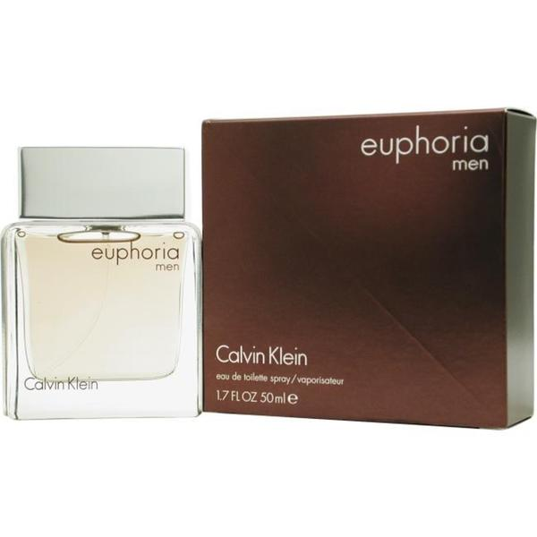 Calvin Klein Euphoria Men Men's 1.7-ounce Eau de Toilette Spray