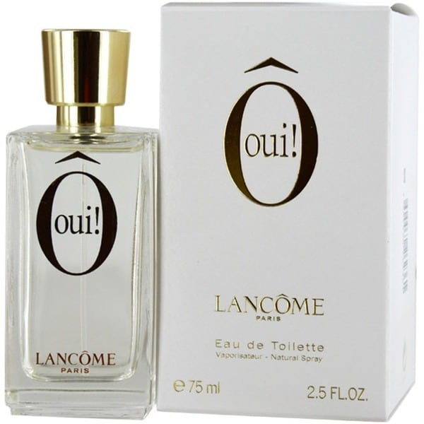 Lancome Oui Women's 2.5-ounce Eau de Toilette Spray