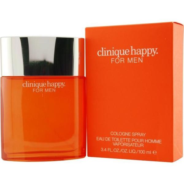 Clinique Happy Men's 3.4-ounce Cologne Spray