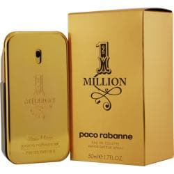 Paco Rabanne 'Paco Rabanne 1 Million' Men's 1.7-ounce Eau de Toilette Spray