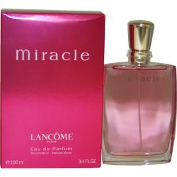Lancome 'Miracle' Women's 3.4-ounce Eau De Parfum Spray