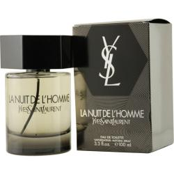 Yves Saint Laurent 'La Nuit De L'homme' Men's 3.4-ounce Eau de Toilette Spray