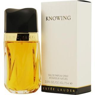 Estee Lauder Knowing Women's 2.5-ounce Floral-and-Woody Eau de Parfum Spray