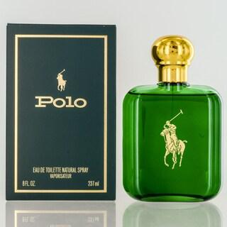 Ralph Lauren Polo Men's 8-ounce Eau de Toilette Spray