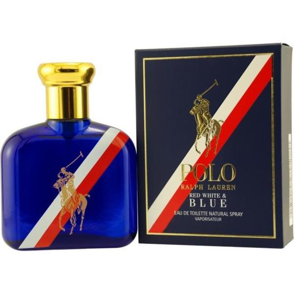 Ralph Lauren 'Polo Red, White & Blue' Men's 4.2-ounce Eau de Toilette Spray