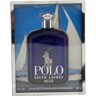 Ralph Lauren 'Polo Blue' Men's 6.7-ounce Eau De Toilette Spray