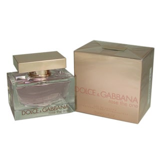 Dolce & Gabbana 'Rose The One' Women's 2.5-ounce Eau De Parfum Spray