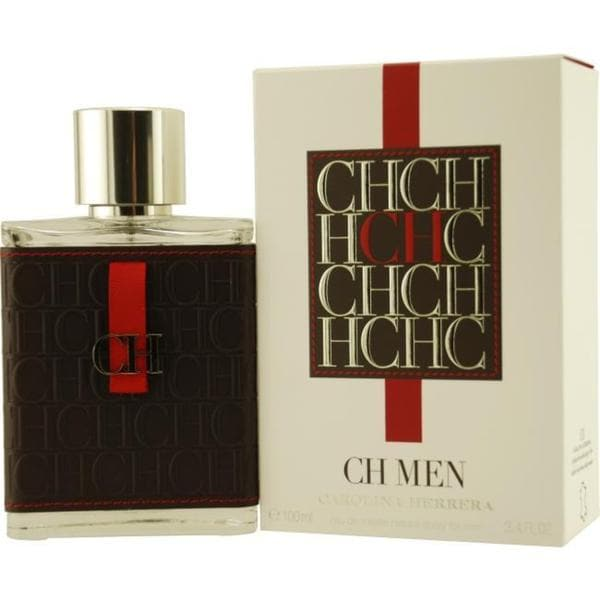 Carolina Herrera Ch Carolina Herrera Men's 3.4-ounce Eau de Toilette Spray