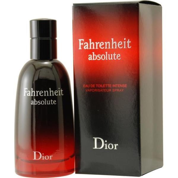 Christian Dior Fahrenheit Absolute Men's 3.4-ounce Eau de Toilette Spray