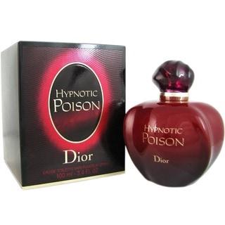 Christian Dior Hypnotic Poison Women's 3.4-ounce Eau de Toilette Spray