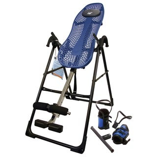 Teeter Hang Ups EP-550 Sport Inversion Table with Gravity Boots & Conversion Kit