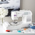 Brother SE400 Computerized Sewing and Embroidery Machine (Refurbished)