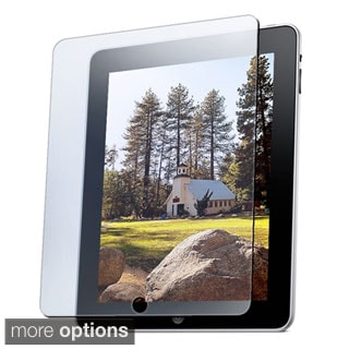 Anti-Glare Silicone Screen Protector for Apple iPad