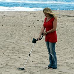 Treasure Cove 'Hobbyist' Metal Detector TC-1006
