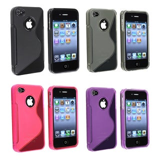 Premium Apple iPhone 4 TPU Case