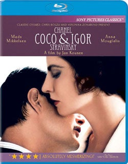 Coco Chanel & Igor Stravinsky (Blu-ray Disc)