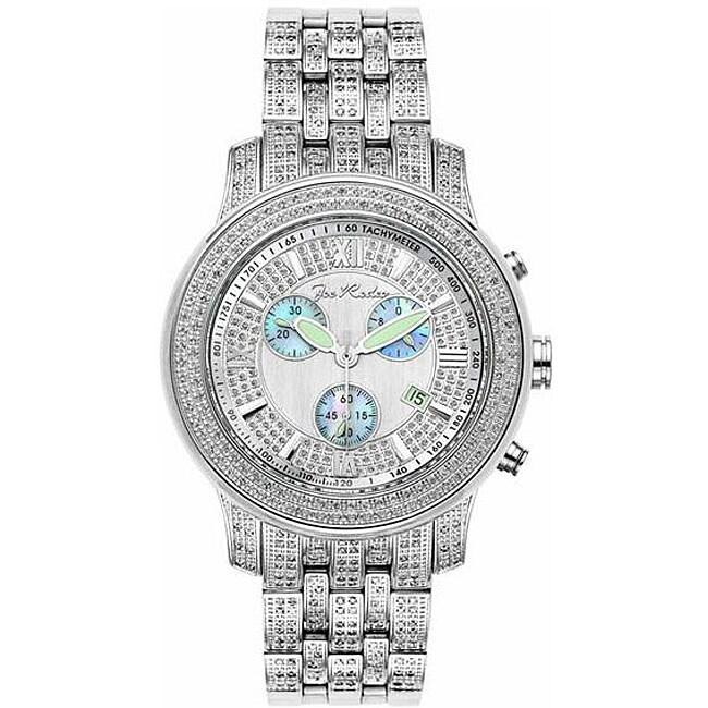 Joe Rodeo Men's Classic 2000 Diamond Watch