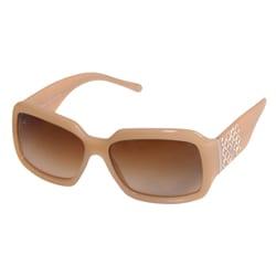 Versace Women's Square Frame Designer Sunglasses