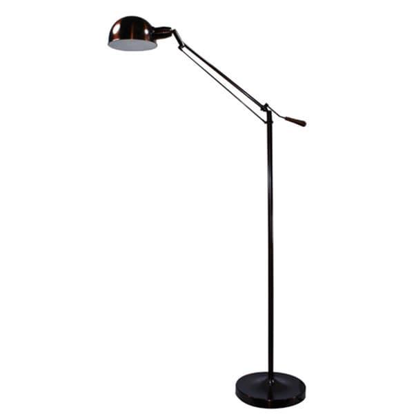 verilux brookfield deluxe natural spectrum floor lamp overstock. Black Bedroom Furniture Sets. Home Design Ideas