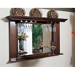 Elliott Bar Mirror and Display
